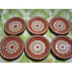 Plate 22 cm - Troyan Hand Made Ceramics