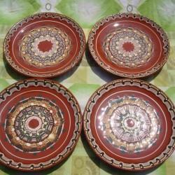 Plate 26 cm - Troyan Hand Made Ceramics