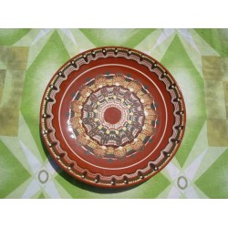 Plate 30 cm Plateau - Troyan Hand Made Ceramics